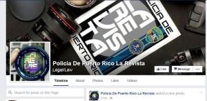 policia de PR La Revista pag Facebook